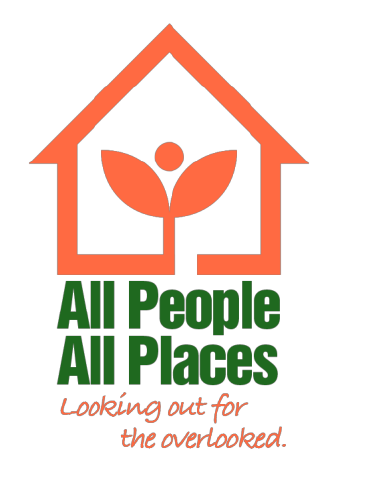 All People All Places logo