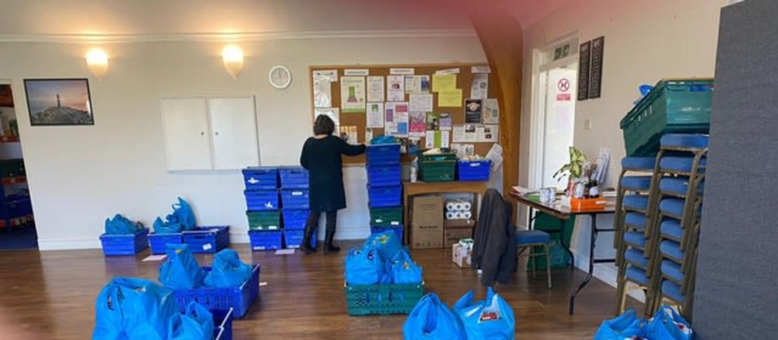 Muswell Hill Foodbank Supported!