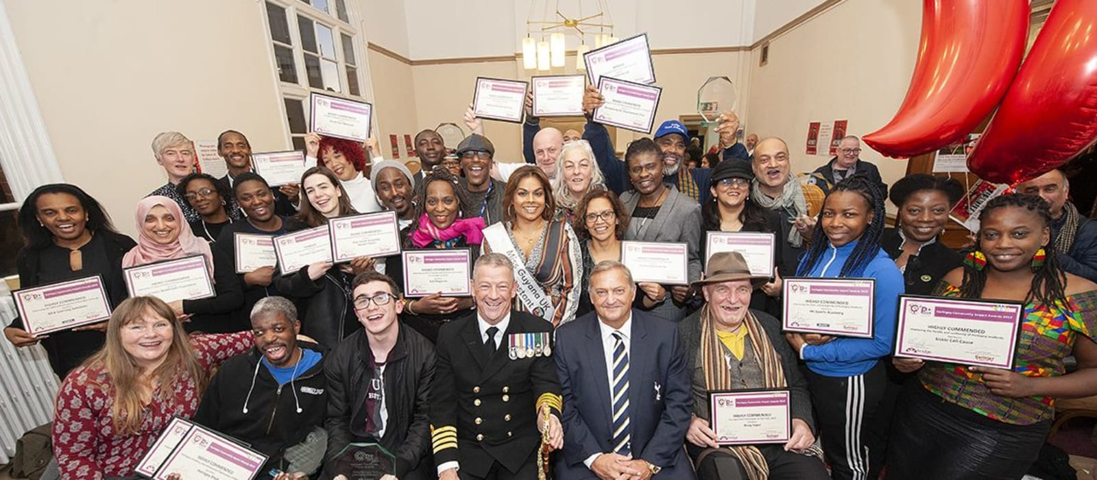 Nominate your organisation for the Haringey Giving Funded Project of the Year Award!