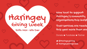 Donate to Haringey Giving Week