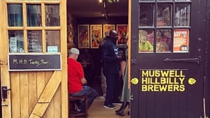 Muswell Hillbilly Brewers Tap Room